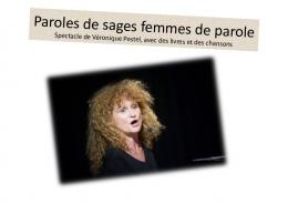 Paroles de sages femmes de parole - Véronique Pestel - Free