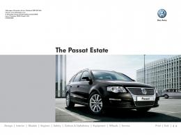 Passat Estate December 2008