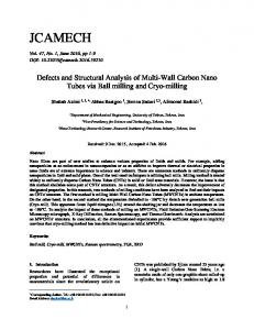 PDF (558 K) - Journal of Computational Applied Mechanics