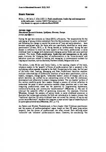 PDF version of this article - Issues In Educational Research