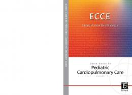 Pediatric Cardiopulmonary Care