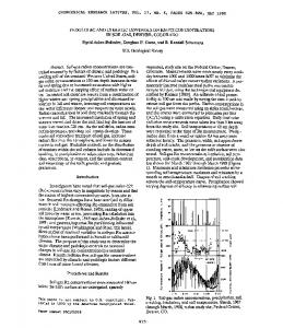 Pedologic and climatic controls on RN222 ... - Wiley Online Library