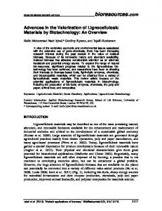 peer-review article - BioResources