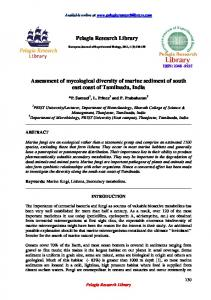 Pelagia Research Library Assessment of mycological ... | iMedpub