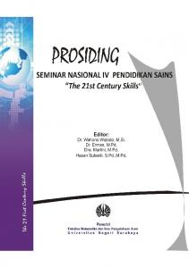 Pengembangan Science Education Guide untuk ... - Staff UNY