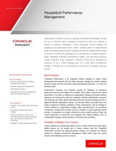 Oracle Identity Manager Connector Guide for PeopleSoft