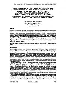 performance comparison of position-based routing protocols in vehicle ...