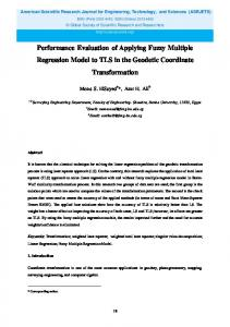 Performance Evaluation of Applying Fuzzy Multiple ...