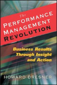 Performance Management Revolution : Business Results Through ...