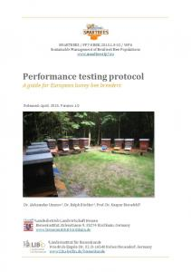 Performance testing protocol - SmartBees