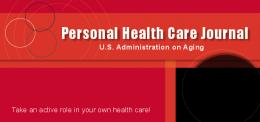 Personal Health Care Journal