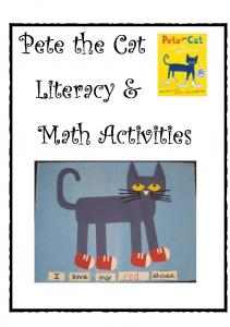 Pete the Cat - UofCESL2011