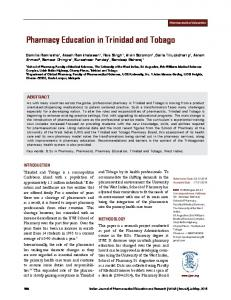 pharmacy education in india Because of the complexity of medications including specific indications, effectiveness of treatment regimens, safety of medications (ie, drug interactions) and patient compliance issues (in the hospital and at home) many pharmacists practicing in hospitals gain more education and training after pharmacy school through a pharmacy practice.
