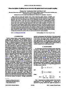 Phase description of spiking neuron networks with global electric and