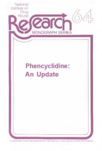 Phencyclidine - Archives - National Institute on Drug Abuse