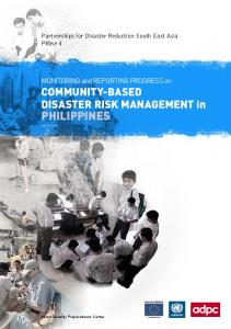 philippines - Asian Disaster Preparedness Center