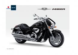 Photo : INTRUDER M1800R - global suzuki