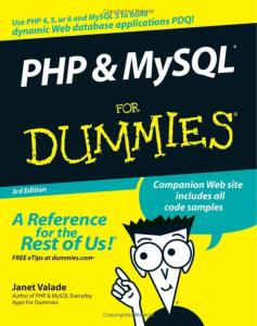 PHP & MySQL For Dummies 3rd edition.pdf - Nettech
