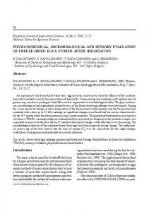PHYSICOCHEMICAL, MICROBIOLOGICAL AND ... - Semantic Scholar