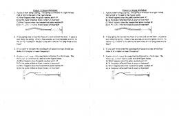 Physics 11 Waves - HRSBSTAFF Home Page