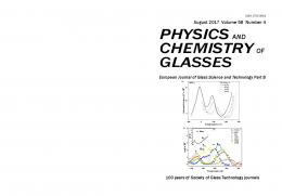 physics and chemistry of