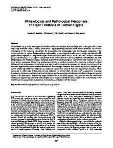 Physiological and Pathological Responses to ... - Penn Engineering
