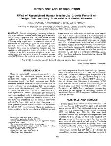 PHYSIOLOGY AND REPRODUCTION Effect of ... - Semantic Scholar