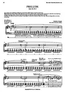 Piano Sheet Music - Piano Street