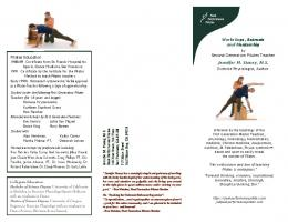Pilates Education Collegiate Education Bachelor of Science Degree ...