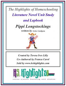 Pippi Longstockings - CurrClick