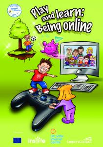 Play and learn: Being online - Insafe