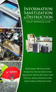 Pocket Guide - Security Engineered Machinery
