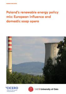 Poland's renewable energy policy mix - bibsys brage
