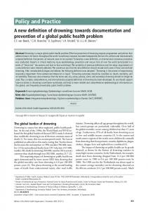 Policy and Practice - World Health Organization