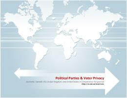 Political Parties & Voter Privacy