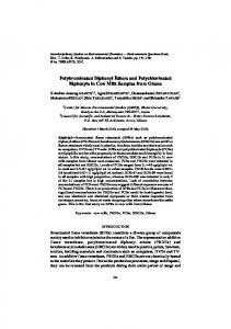 Polybrominated Diphenyl Ethers and Polychlorinated ... - terrapub
