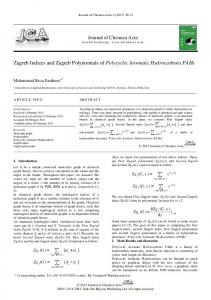 Polycyclic Aromatic Hydrocarbons PAHs - Advances in Materials and ...