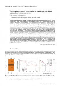 Polymorphic uncertainty quantification for ... - Wiley Online Library