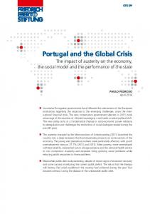 Portugal and the Global Crisis - FES Portugal