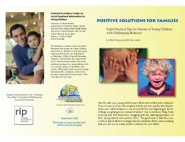 Positive Solutions for Families - tacsei