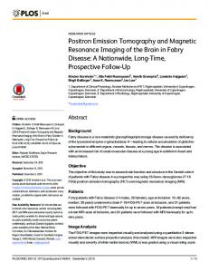 Positron Emission Tomography and Magnetic