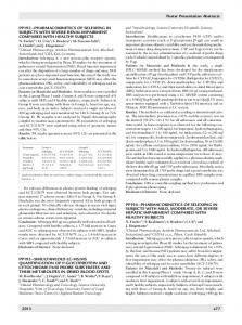 Poster Presentation Abstracts 2013 e77 PP192 ...