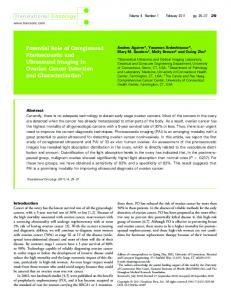 Potential Role of Coregistered Photoacoustic and Ultrasound Imaging ...