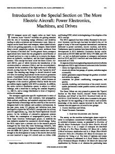 Power Electronics, Machines, and Drives - IEEE Xplore