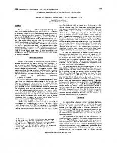 Power Systems, IEEE Transactions on - Semantic Scholar