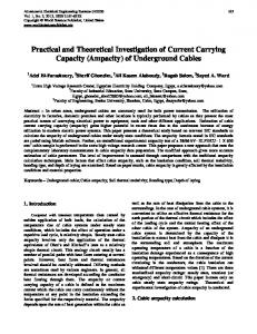 Practical and Theoretical Investigation of Current