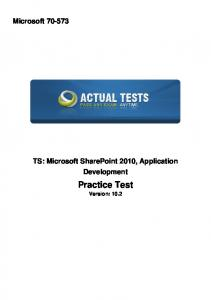 Practice Test - yimg.com
