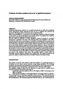 Prediction of surface subsidence due to oil- or gasfield ... - CiteSeerX