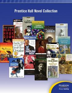 Prentice Hall Novel Collection