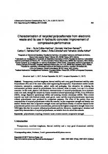 Preparation and characterization of chitosan ...